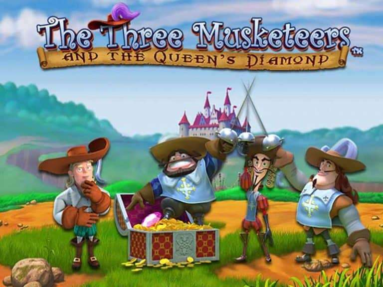The three musketeers 17310